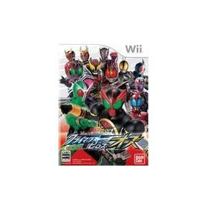 仮面ライダー クライマックスヒーローズ オーズ Wii ソフト RVL-P-SCMJ / 中古 ゲーム|dorama2