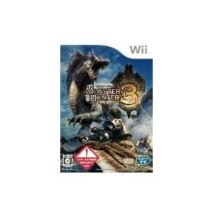 モンスターハンター3 Wii ソフト RVL-P-RMHJ / 中古 ゲーム|dorama2