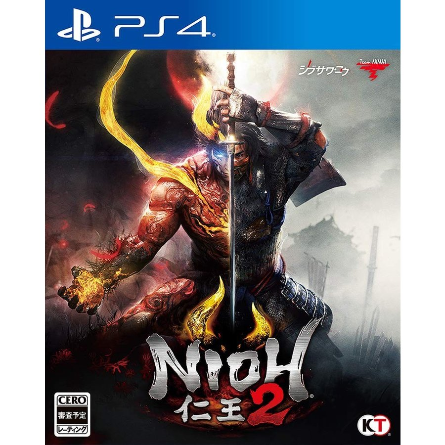 仁王2 PS4  / 中古 ゲーム dorama2