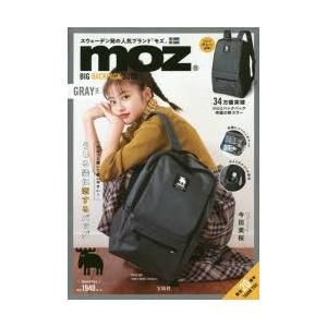 新品本/moz BIG BACKPAC GRAY|dorama2