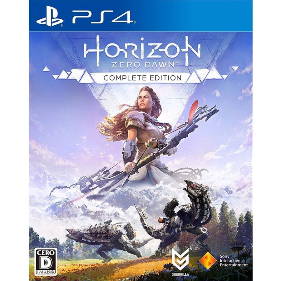 ホライゾンゼロドーン コンプリートエディション PS4 / 新品 ゲーム