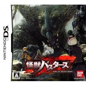 怪獣バスターズ DS ソフト NTR-P-BKXJ / 中古 ゲーム|dorama