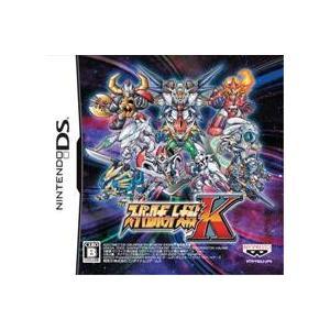 スーパーロボット大戦K DS ソフト NTR-P-YSDJ / 中古 ゲーム|dorama