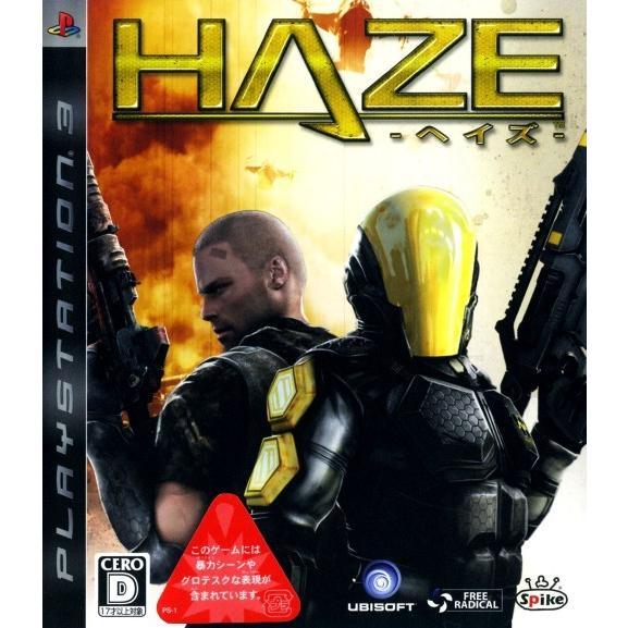 HAZE PS3 / 中古 ゲーム dorama