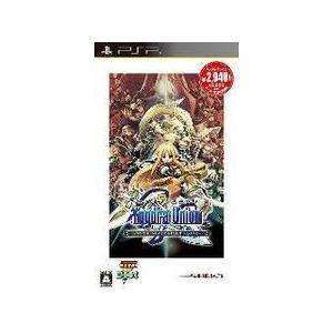 ユグドラ・ユニオン STING 『廉価版』 PSP ソフト ULJM-05645 / 中古 ゲーム dorama