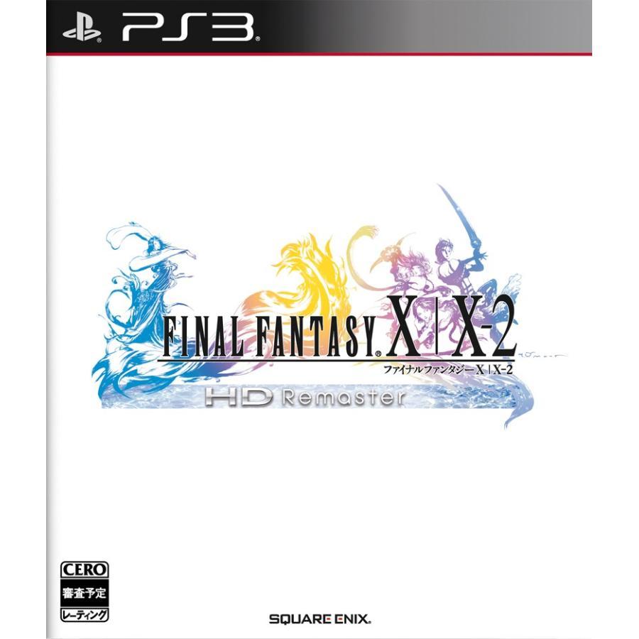 ファイナルファンタジー10/10-2 HD Remaster PS3 / 中古 ゲーム dorama