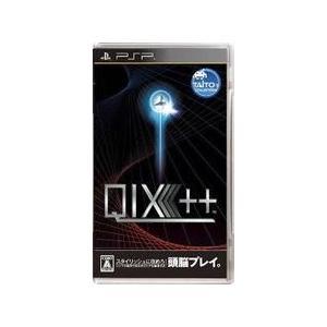 QIX++ (クイックス プラスプラス) PSP ソフト ULJM-05617 / 中古 ゲーム|dorama