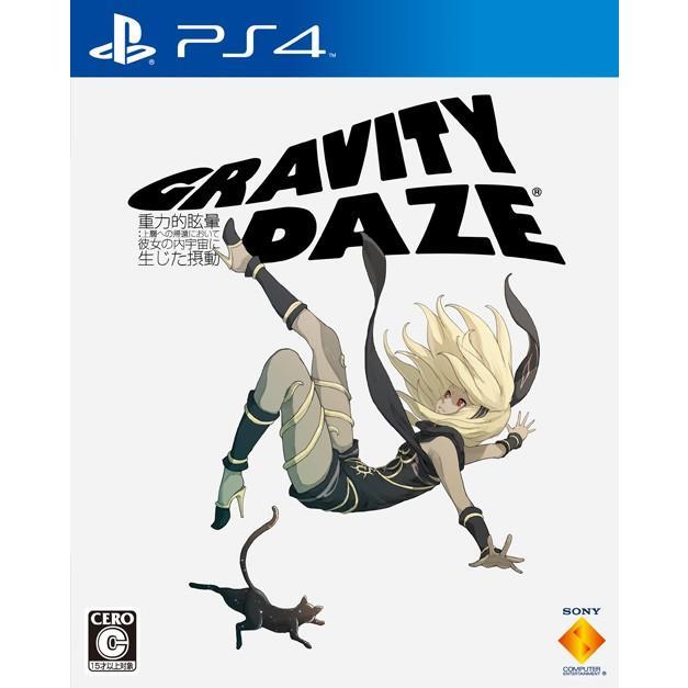 グラビティデイズ PS4 / 新品 ゲーム