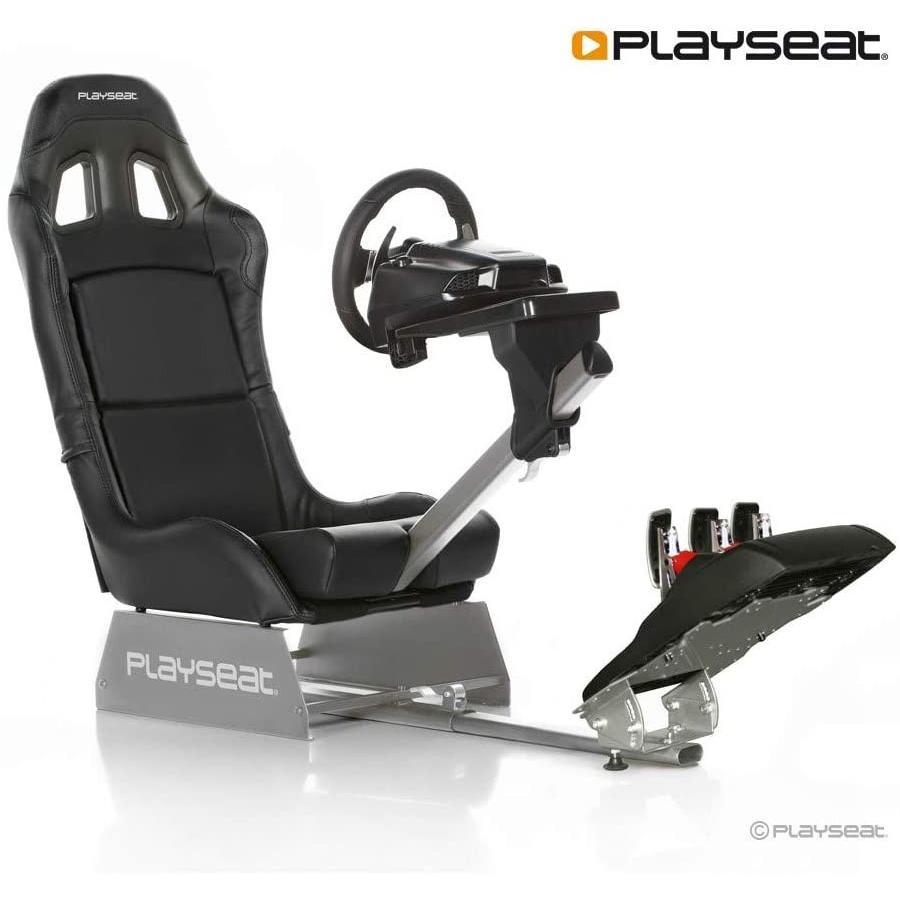 PLAYSEAT プレイシート Revolution 耐久性フレーム ステアリングコントローラー対応 折りたたみ式設計 RR00028 国内