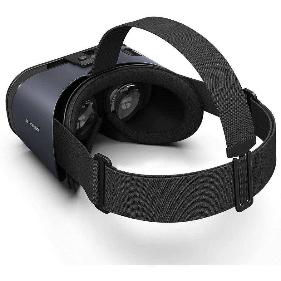 おうち時間 HOMiDO PRIME VRゴーグル iPhone 11Pro / MAX/Xs MAX対応 ワンランク上のVR フランス生れ|doreminchi|02
