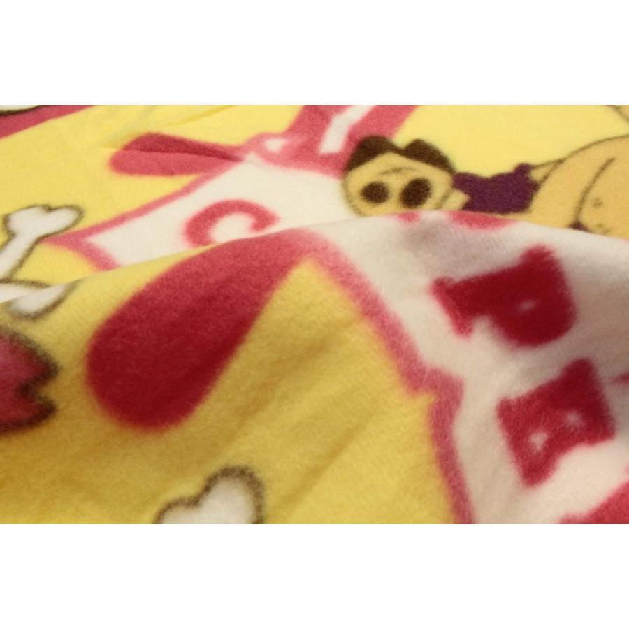 ワンピース フリース ひざ掛け チョッパー ピンク doreminchi 03