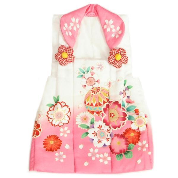 被布 着物 三歳 水色 薔薇 桜 七五三 ひな祭り お正月 サヤ地紋生地