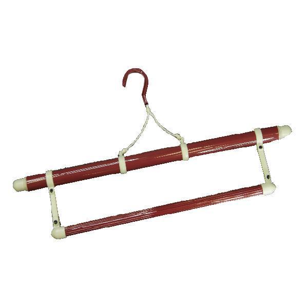 着物ハンガー 帯掛け付け 2段伸縮タイプ 日本製