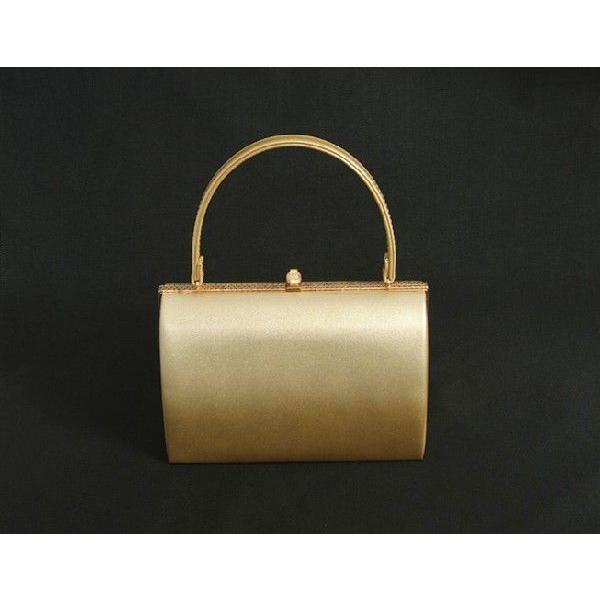 草履バックセット 振袖 訪問着 留袖 ゴールド 雲水華柄 一枚芯 フリーサイズ 日本製|doresukimono-kyoubi|06