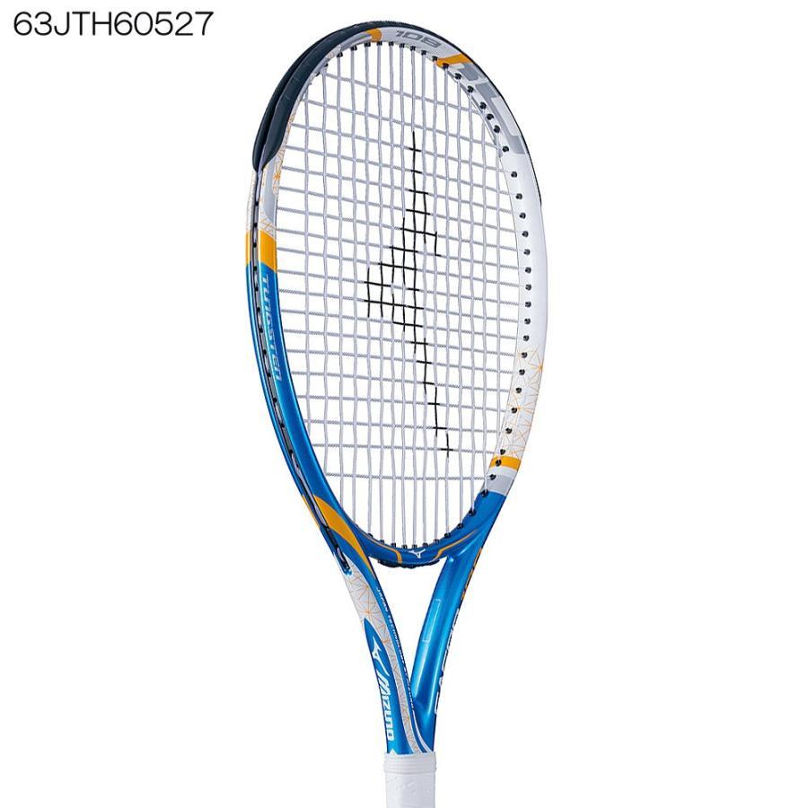 気質アップ ミズノ/MIZUNO 63JTH60527 『Fエアロ108』 硬式テニスラケット 2016年モデル, ファーストドア 8909b484