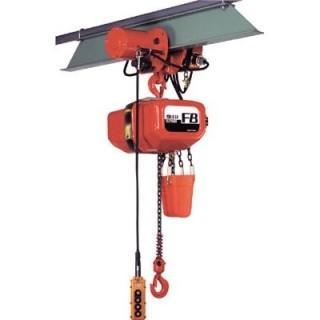 象印 FB型電気トロリ結合式電気チェーンブロック1.00t 揚程3m