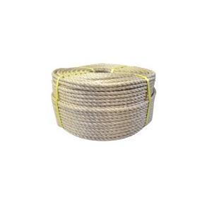 染サイザル麻ロープ 直径36mm×200メートル巻き