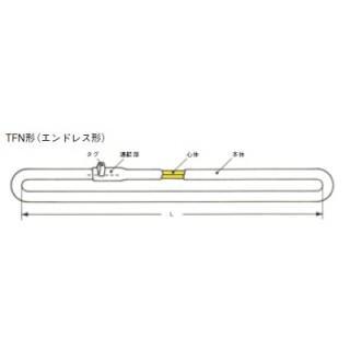 シライ 耐熱用マルチスリングTFNエンドレス形 最大使用荷重3.2t 長さ3.5m シライ 耐熱用マルチスリングTFNエンドレス形 最大使用荷重3.2t 長さ3.5m シライ 耐熱用マルチスリングTFNエンドレス形 最大使用荷重3.2t 長さ3.5m 492