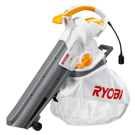 リョービ 電気式ブロワバキューム RESV-1020 家庭用
