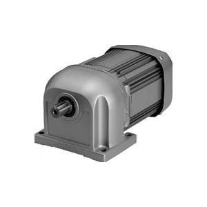 三菱 (MITSUBISHI) ギヤードモーター GM-SSB 0.2KW 1/10 (1:10)