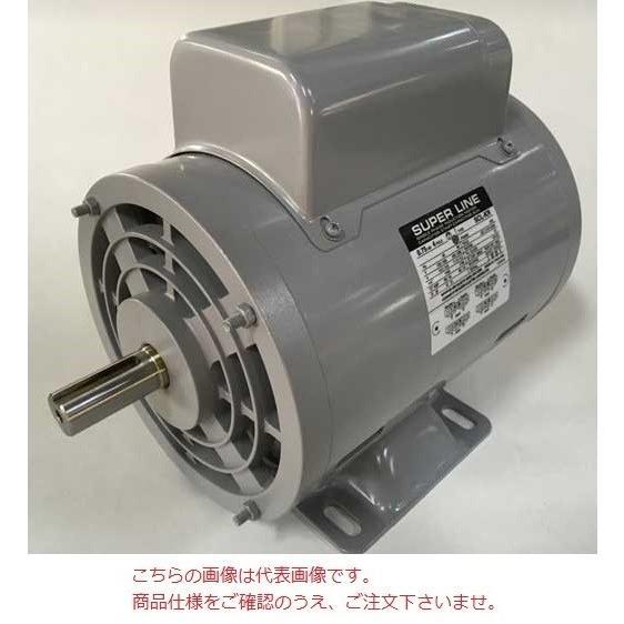 ムライ機器 単相モータ SCL-KR-550W-4P 《コンデンサ始動コンデンサ運転 SCL形》
