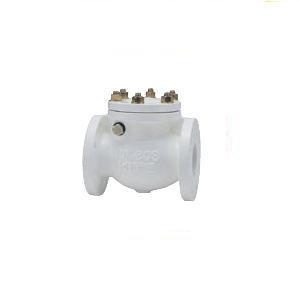 【ポイント10倍】 【代引不可】 キッツ スイングチャッキバルブ 10K 10FCON 200A(8B) 【大型】