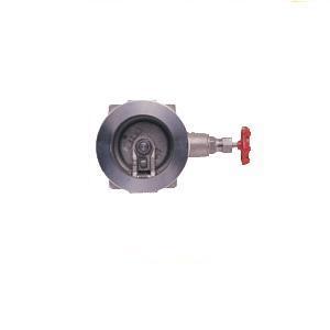 【ポイント10倍】 【代引不可】 キッツ (KITZ) ウエハチャッキバルブ(SCS13A) 10K 10UW 200A(8B) 【大型】