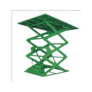 【ポイント10倍】 【直送品】 スギヤス ビシャモン テーブルリフト 3AX100ES-B 【送料別】