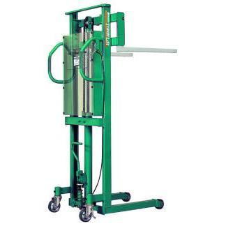 【ポイント10倍】 【直送品】 スギヤス ビシャモン 足踏み油圧式リフター STL38 トラバーリフト