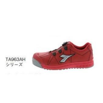 【ポイント10倍】 TASCO (タスコ) 安全作業靴 TA963AH-25.5