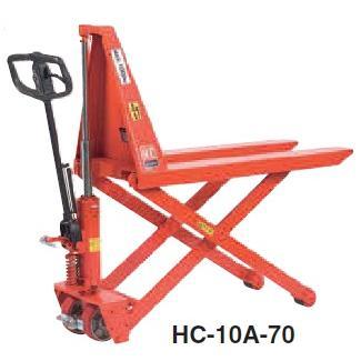 【ポイント10倍】 【直送品】 をくだ屋技研 (OPK) 手動式ハイキャッチ HC-10A-70