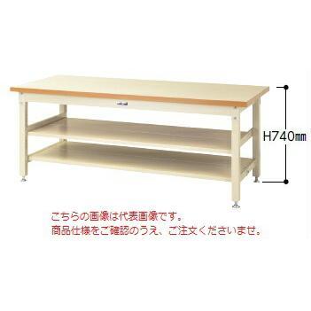 【ポイント10倍】 【直送品】 山金工業 ヤマテック ワークテーブル SSM-1890TTS2-IG 【法人向け、個人宅配送不可】