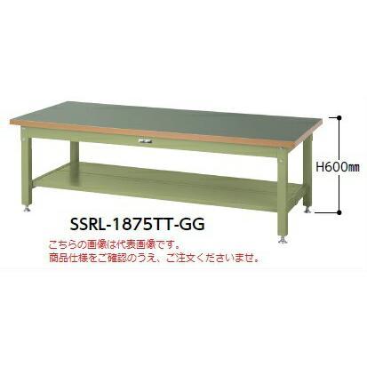 【ポイント10倍】 【直送品】 山金工業 ヤマテック ワークテーブル SSRL-1890TT-GI 【法人向け、個人宅配送不可】