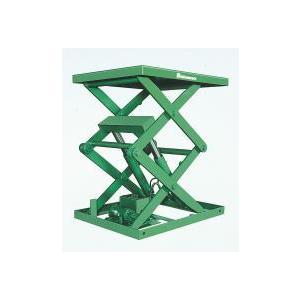 【ポイント5倍】 【直送品】 スギヤス ビシャモン テーブルリフト AX100VJ-B 【送料別】