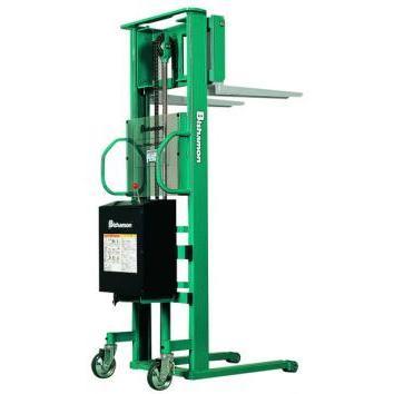 【ポイント5倍】 【直送品】 スギヤス ビシャモン バッテリー式リフター STW38E トラバーリフト 【送料別】