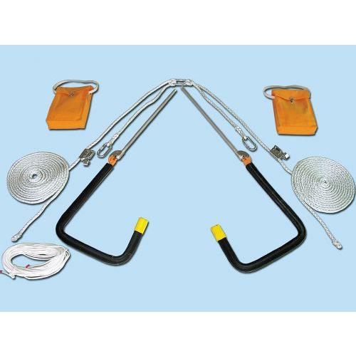 【ポイント5倍】 【直送品】 TASCO (タスコ) 屋根上作業用安全具 TA966YR