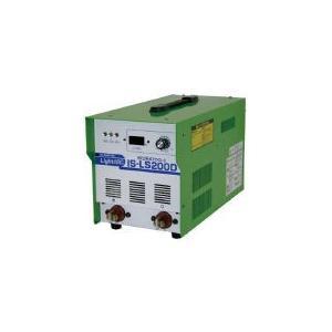 【直送品】 育良精機(株) 育良 ライトアークLS200D IS-LS200D (351-5486) 《電気溶接機》