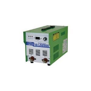 【直送品】 育良精機(株) 育良 ライトアークLS250D IS-LS250D (351-5494) 《電気溶接機》