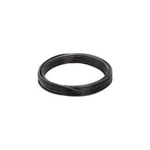 ピスコ ソフトナイロンチューブ 黒 12X9.0 100M NB1290-100-B (378-1569) 《エアチューブ・ホース》