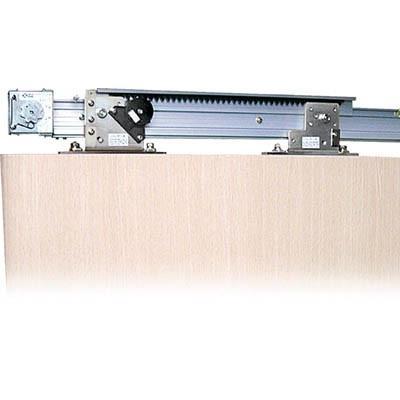 【代引不可】 日東 スライディングクローザー 木製建具用/水平式 NSC-CW48-31 (463-9928) 《ドアクローザ》 【メーカー直送品】