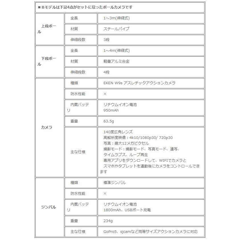 ポールカメラ・点検カメラ【Bモデル】 dplan 02