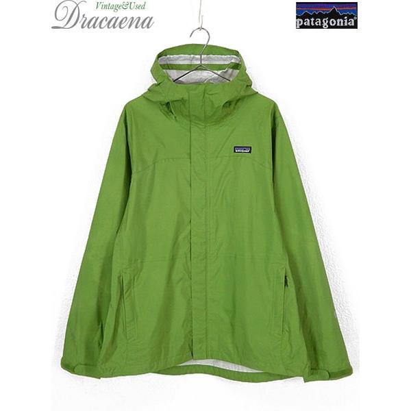 古着 ジャケット 12s Patagonia パタゴニア 「TORRENT SHELL Jacket」 トレント シェル ジャケット FLN L位 古着