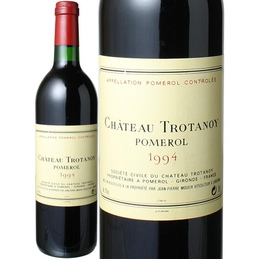 ワイン ボルドー シャトー・トロタノワ 1994 赤