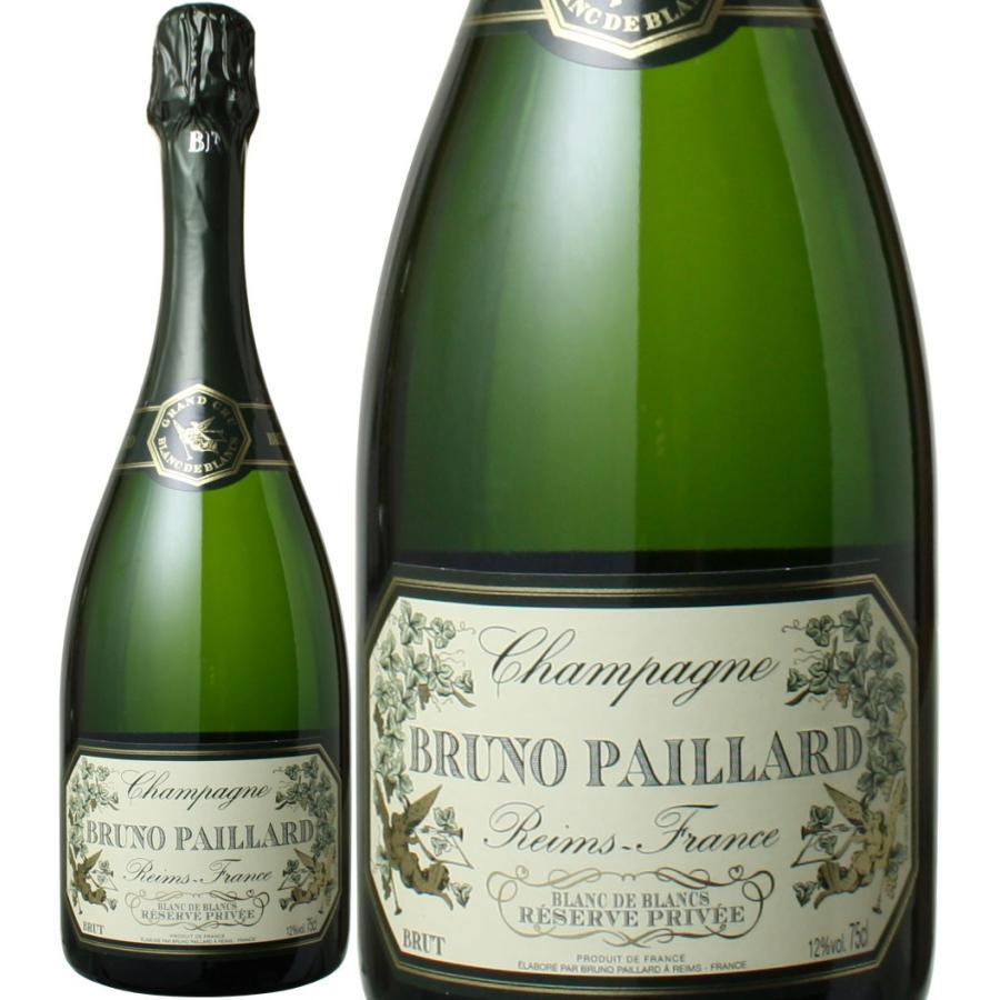 ワイン シャンパン ブルーノ・パイヤール ブラン・ド・ブラン グラン・クリュ レゼルヴ・プリヴェ NV 白 wine