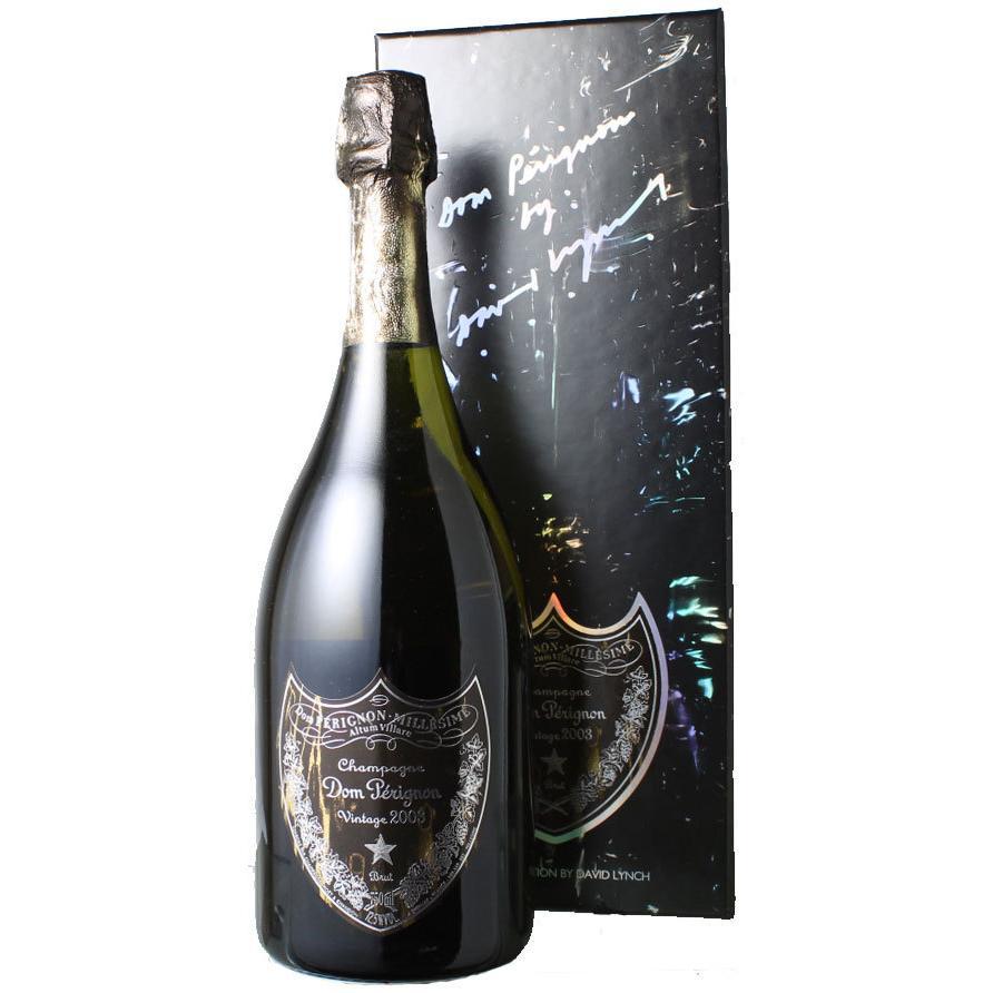 ワイン シャンパン ドン·ペリニヨン デヴィット·リンチ 2003 白