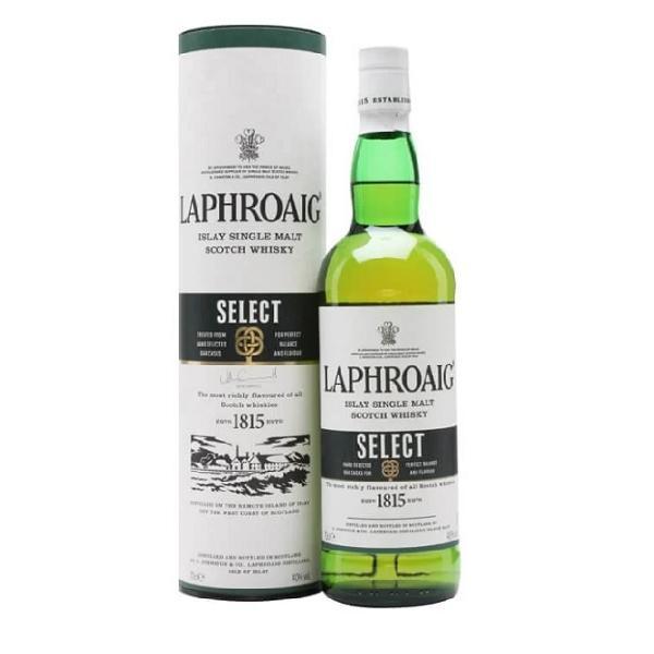 ウイスキー アイラモルト ラフロイグ セレクトカスク 40度 700ml whisky