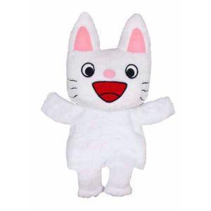 在庫あり  ノンタン ぬいぐるみ ハンドパペット  手踊り人形 537530 なりきり読み聞かせの必需品 クリスマス プレゼント|dragon-bee