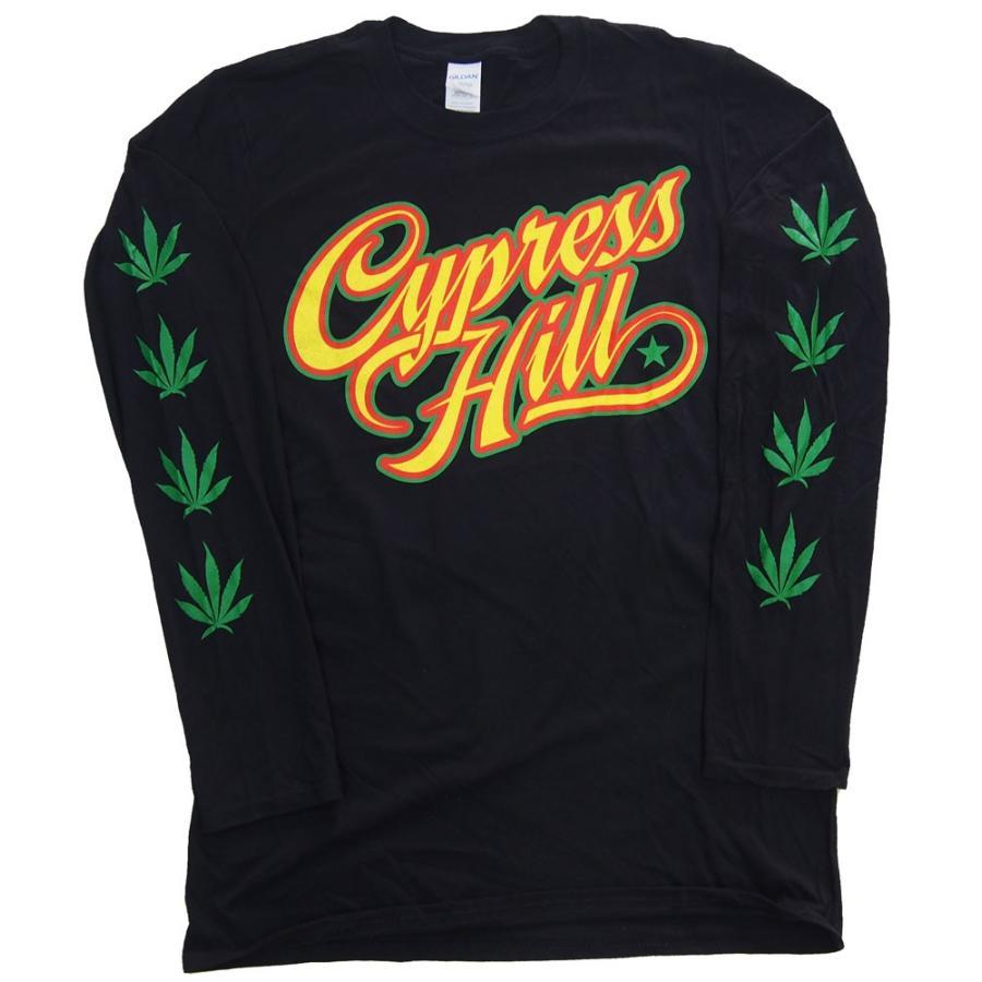 NEW /& OFFICIAL! Cypress Hill /'Rasta/' Long Sleeve Shirt