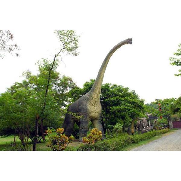 高さ18m超!ブラキオサウルス超巨大造形物(恐竜等身大フィギュア)|dream-f