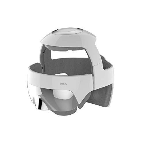 breo(ブレオ) i-Brain5S(アイブレイン5エス) トータルヘッドスパ 頭 目元 USB充電 エア 温め リラックス コードレス